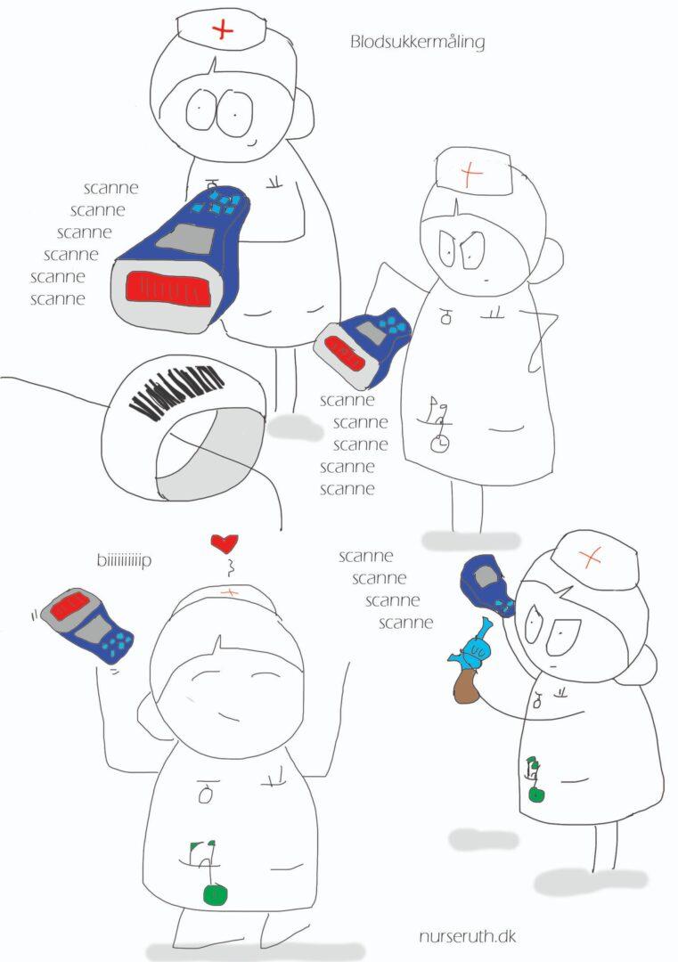 Sygeplejeliv: Ikke alle apparater er frænder