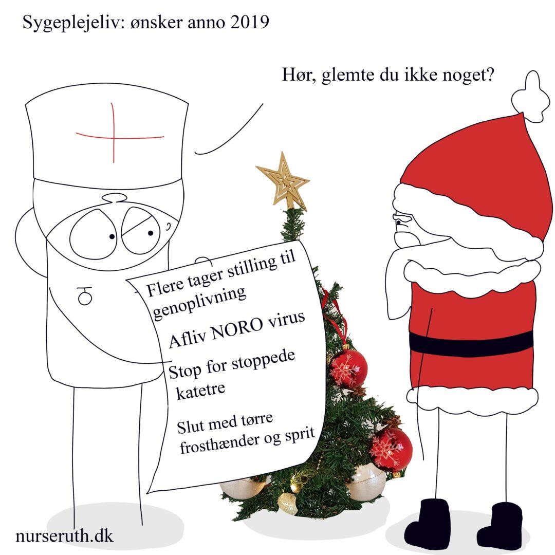 Juleønskerne