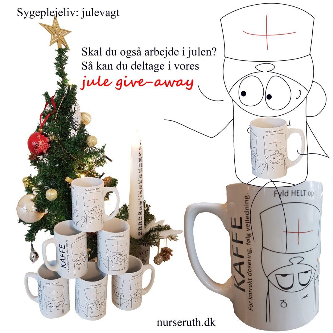 Jule give-away
