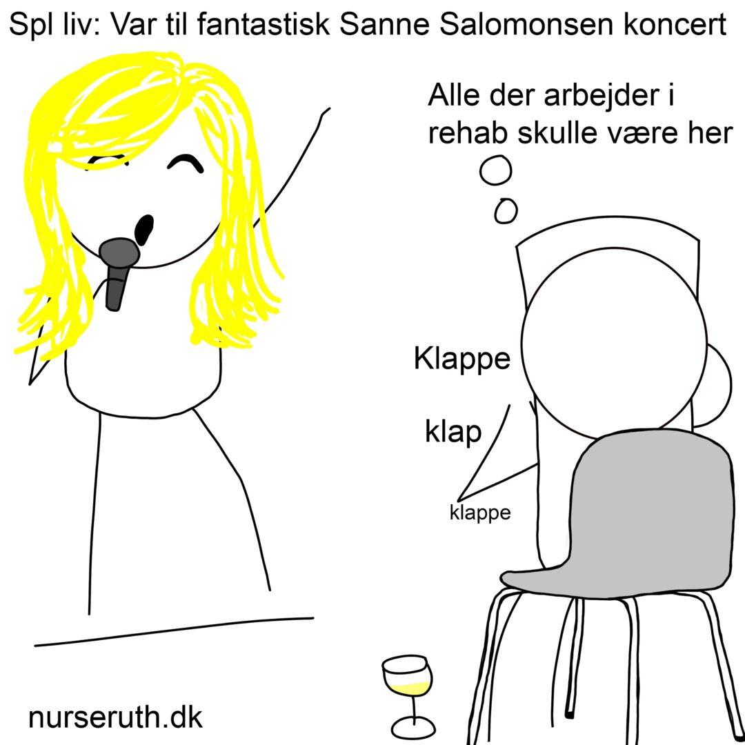 Sanne Salomonsen