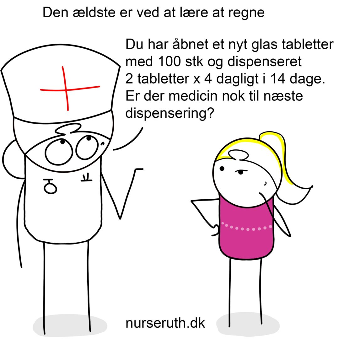 Medicinregning