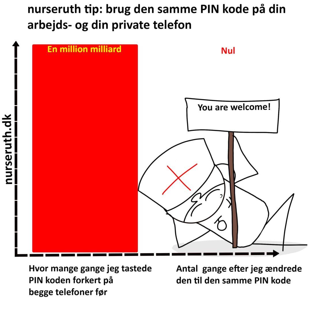 Den anden slags PINS
